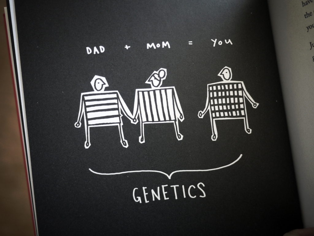 Can You Inherit Creativity – Is DNA the Answer?